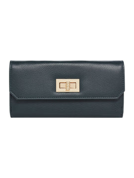 Therapy Tilda Continental Purse- Green
