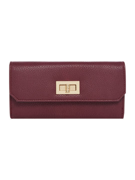 Therapy Tilda Continental Purse- Red