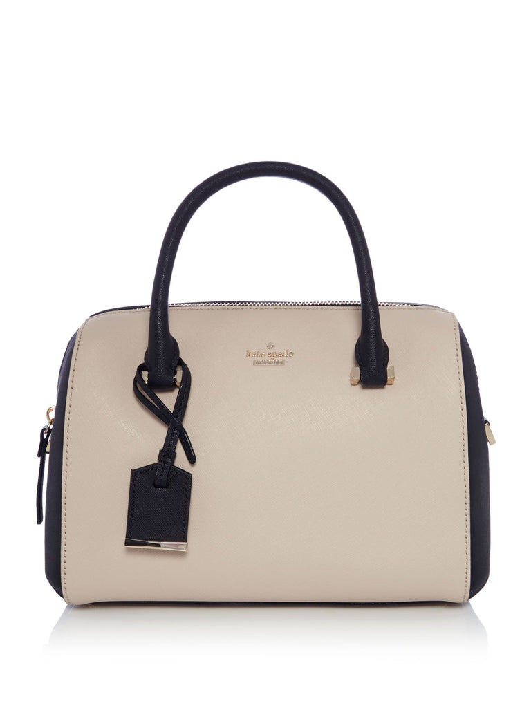 Kate Spade New York Cameron street large lane tote bag- Neutral