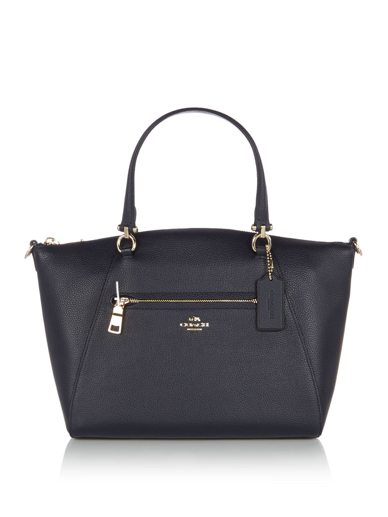 Coach Prairie Satchel Bag- Blue