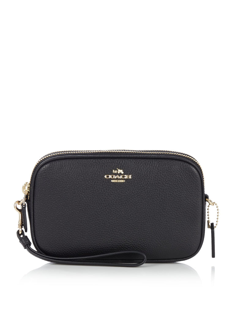 Coach Crossbody clutch bag- Black