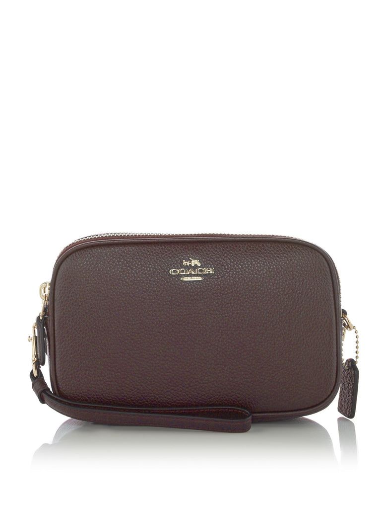 Coach Crossbody clutch bag- Red