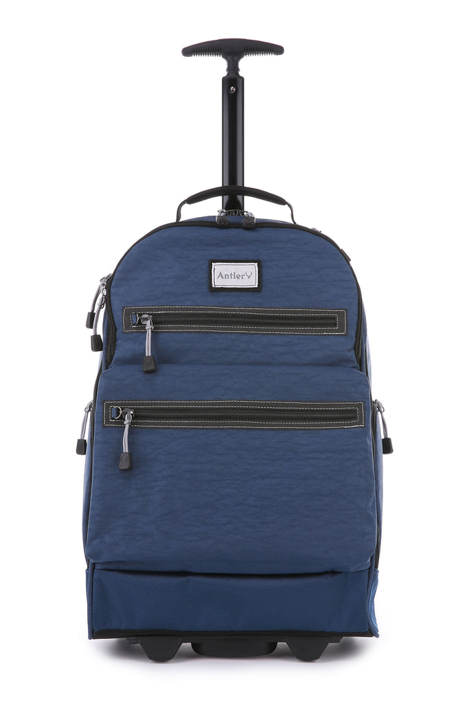 Antler Urbanite Evolve Navy Trolley Backpack- Blue