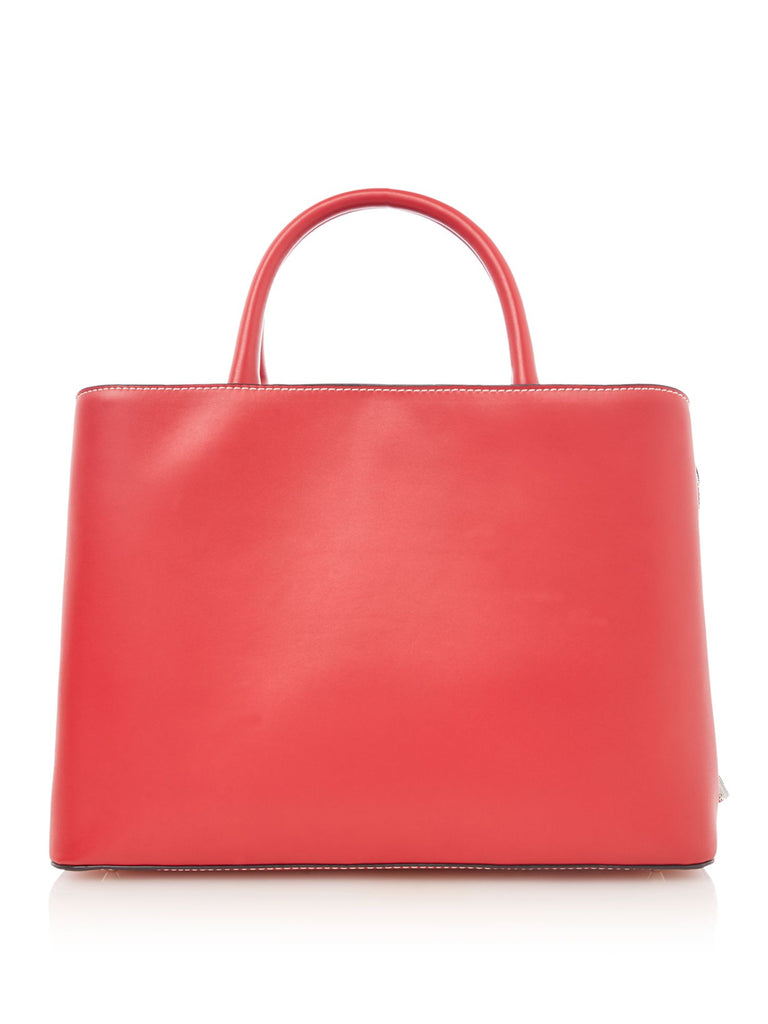 Fiorelli Bethnal triple compartment tote bag- Red