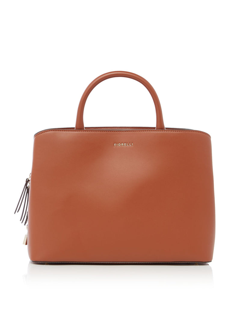 Fiorelli Bethnal triple compartment tote bag- Tan