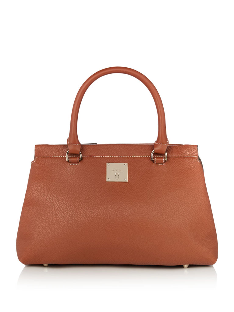 Fiorelli Colette triple compartment tote bag- Tan