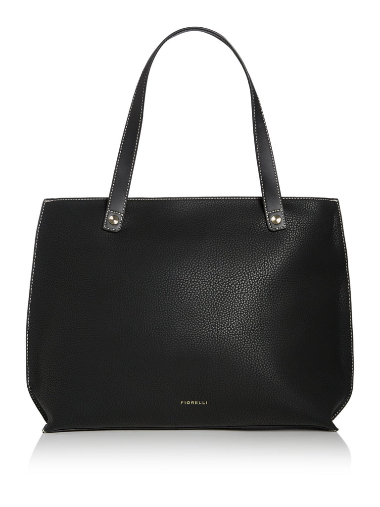 Fiorelli Hampton large grab tote bag- Black