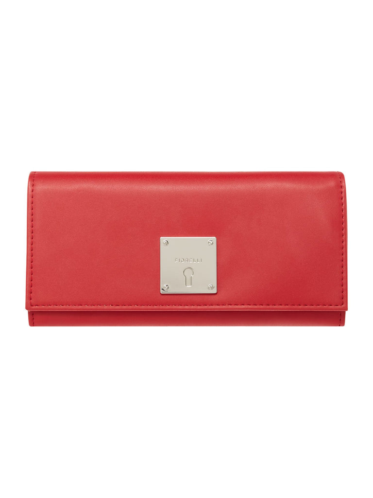 Fiorelli Dorchester matinee flapover purse- Red