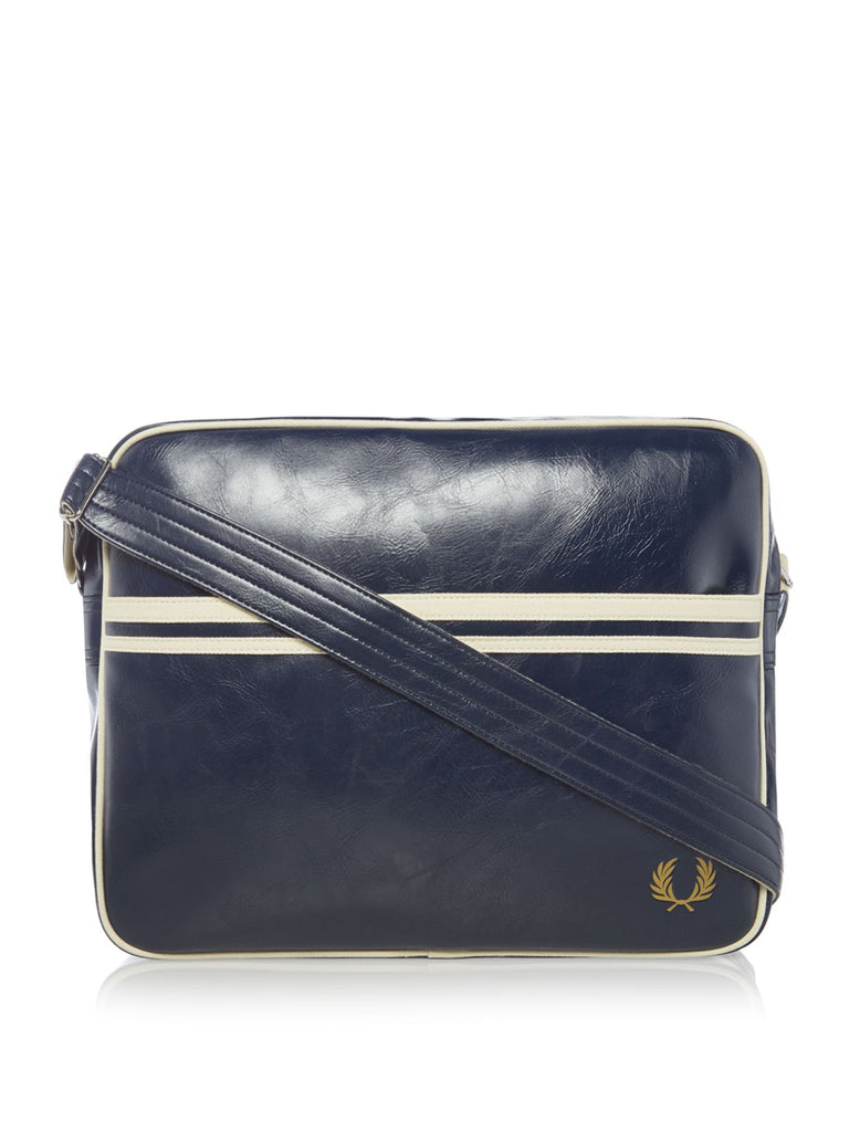 Fred Perry Classic Shoulder Bag- Blue