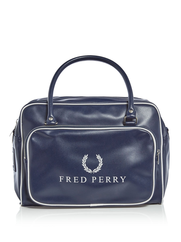 Fred Perry Tennis Holdall- Blue