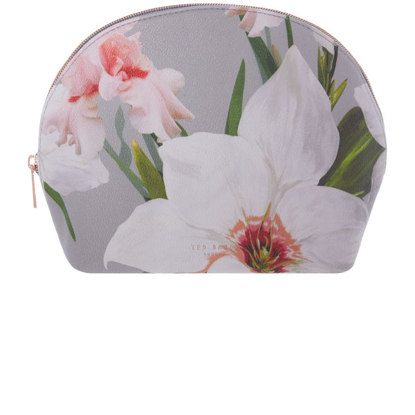 Ted Baker Marcene floral makeup bag- Multi-Coloured