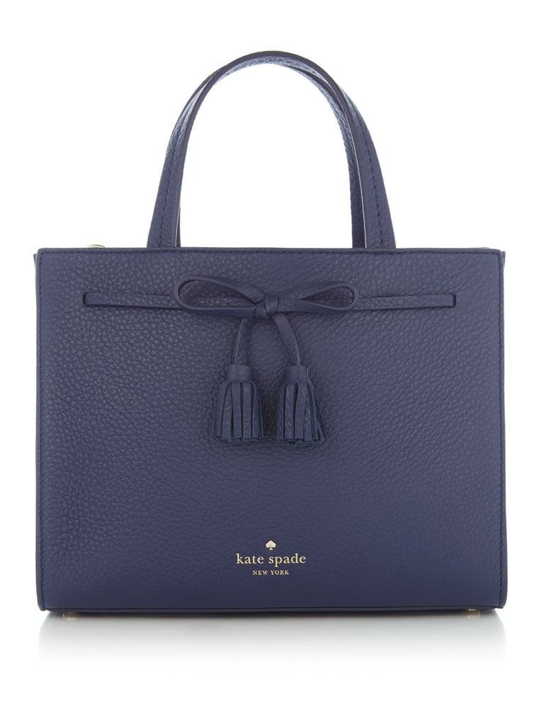 Kate Spade New York Small isobel tote bag- Blue