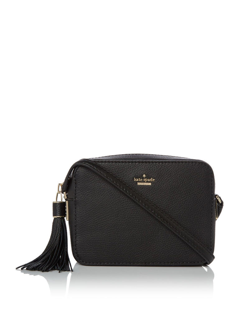 Kate Spade New York Kingston drive arla crossbody bag- Black