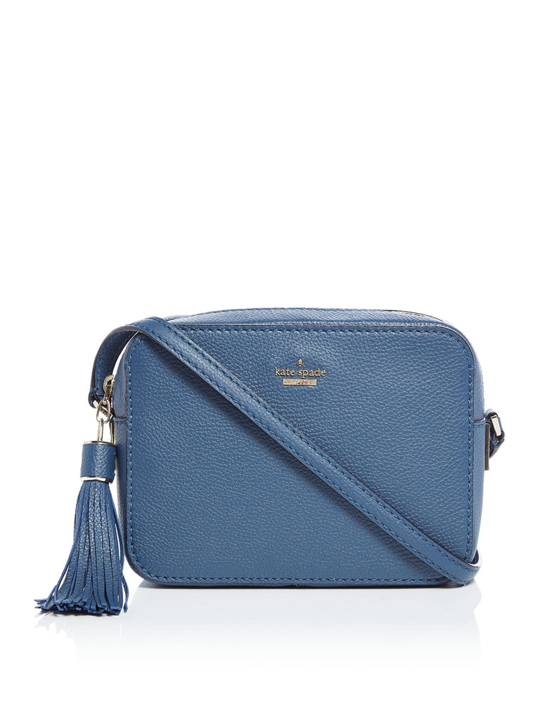 Kate Spade New York Kingston drive arla crossbody bag- Blue