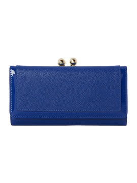 Therapy Sierra large frame purse- Blue