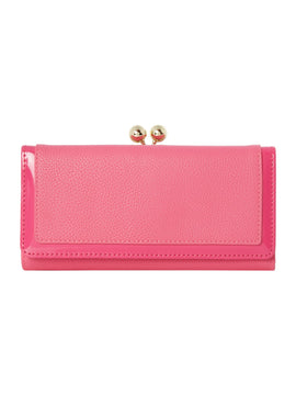 Therapy Sierra large frame purse- Pink