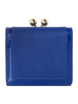 Therapy Kacey small frame purse- Blue