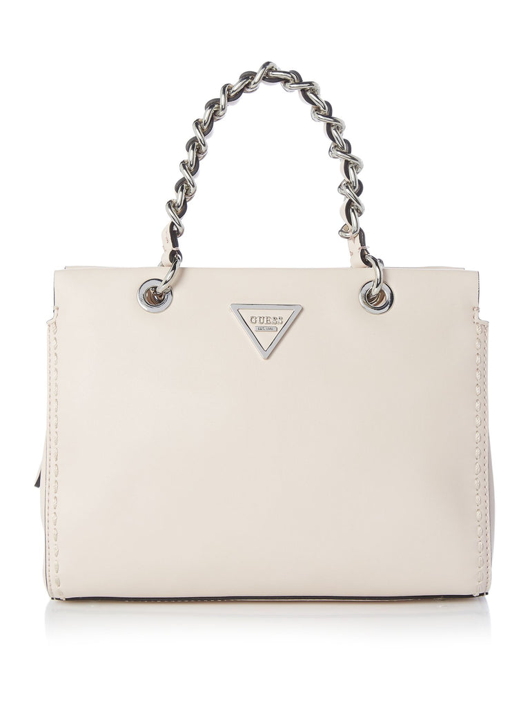 Guess Sawyer small girlfriend bag- Neutral