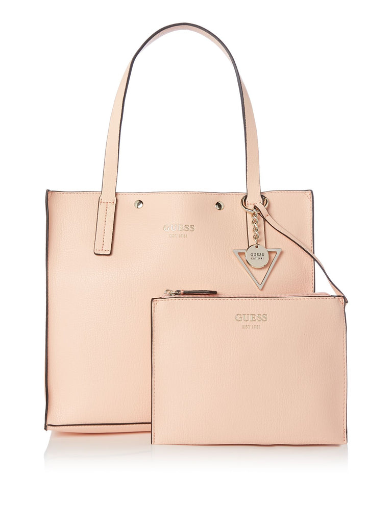 Guess Kinley carryall tote bag- Light Pink