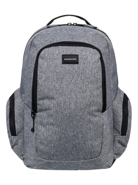 Quiksilver Quiksilver Schoolie 25L Medium Backpack- Grey