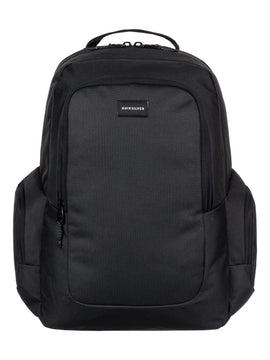 Quiksilver Quiksilver Schoolie 25L Medium Backpack- Black
