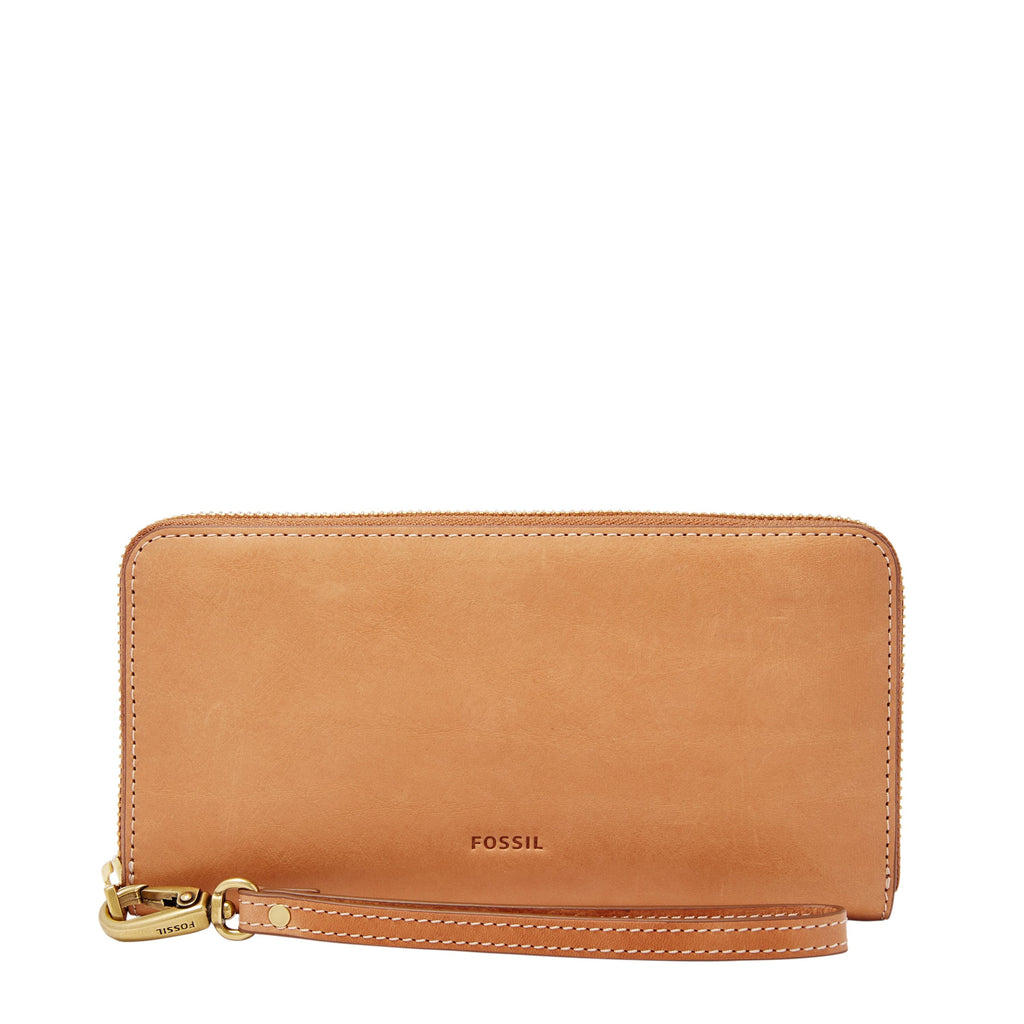 Fossil SWH0212052 Ladies Crossbody Bag- Brown