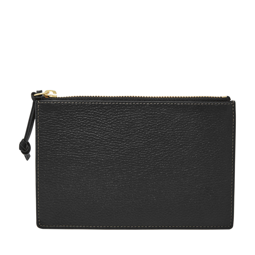 Fossil SL7290001 Small Pouch- Black