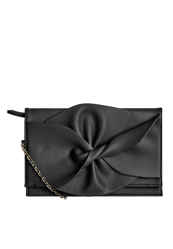 Hallhuber Bow Clutch- Black