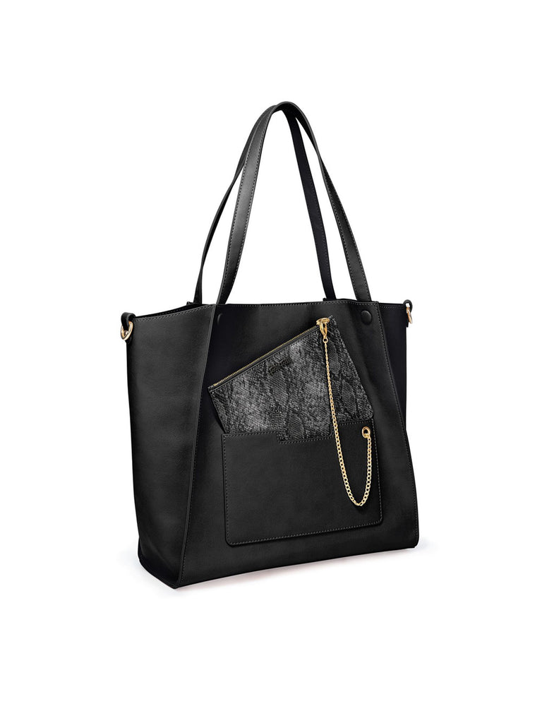 Folli Follie On the go bag- Black