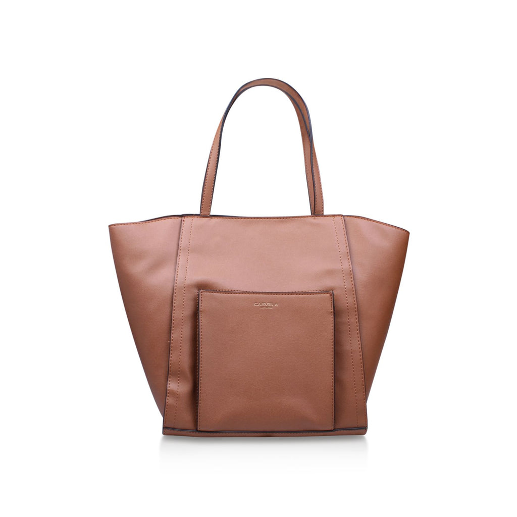 Carvela Raquel shopper- Tan