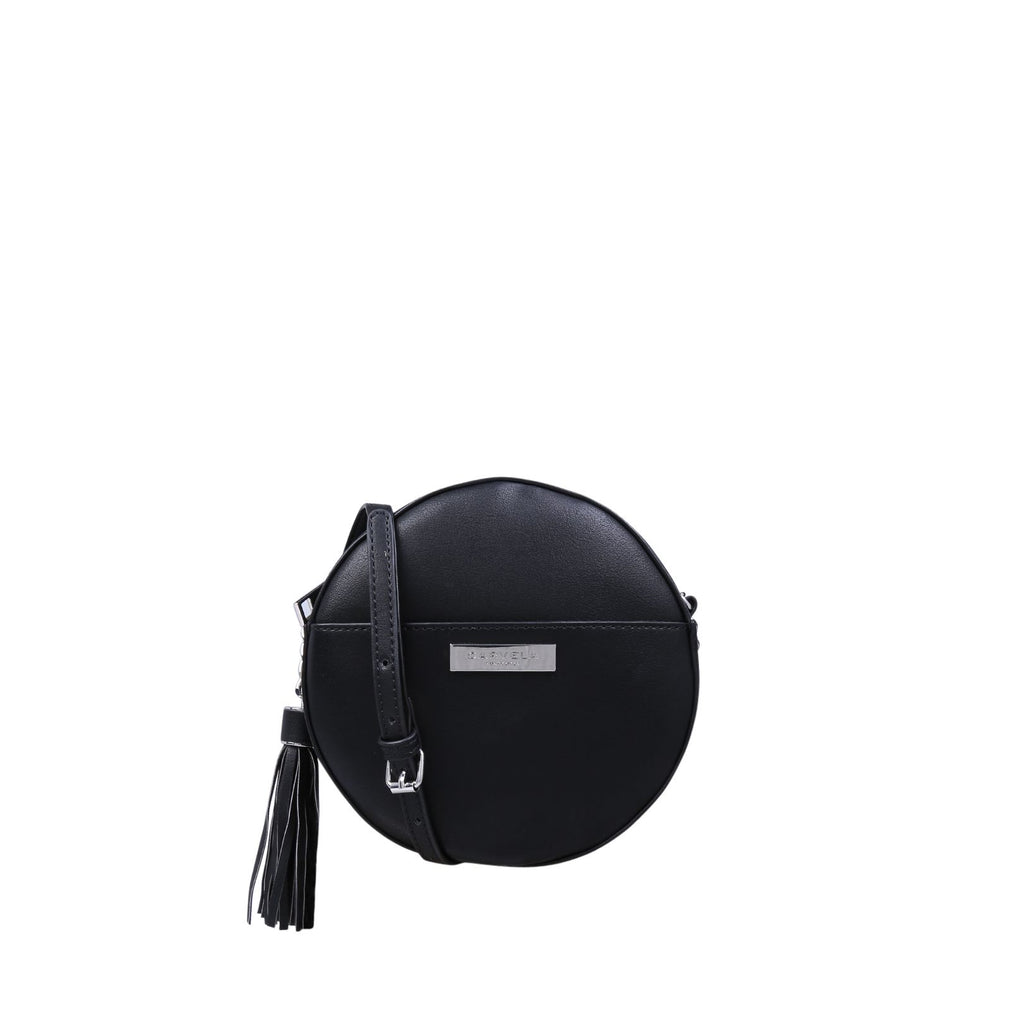 Carvela Sabrina Circle X Body Bags- Black