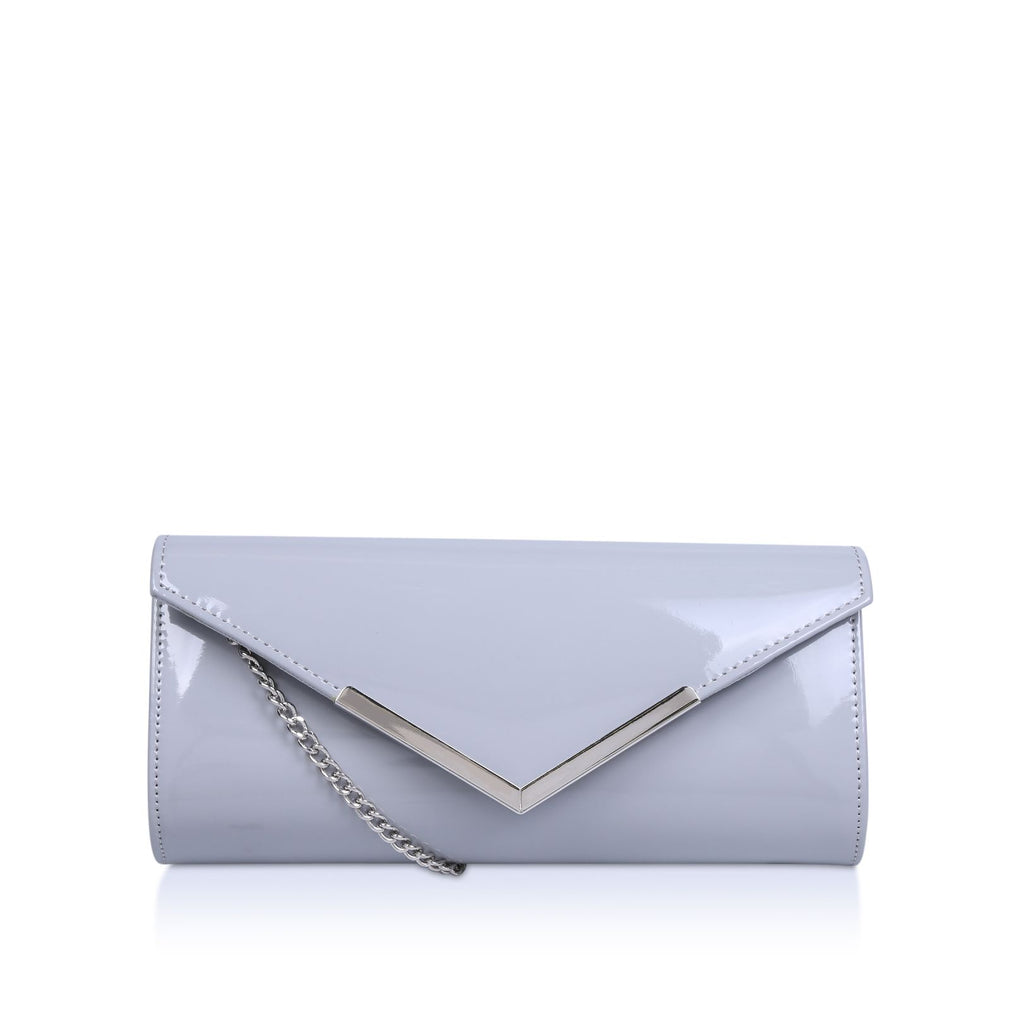 Carvela Daphne 2 Clutch Bags- Grey