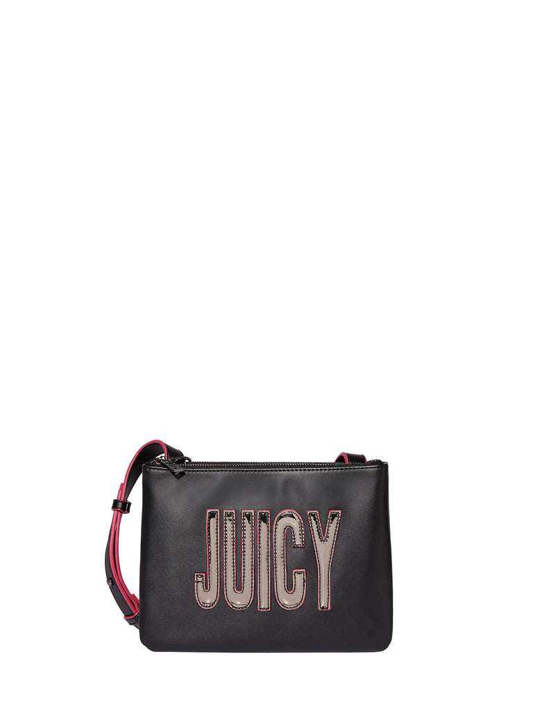 Juicy by Juicy Couture Arianna crossbody- Black