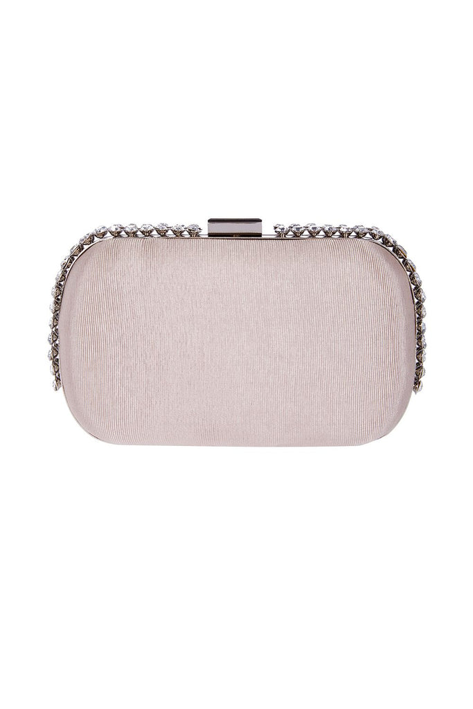 Coast Serena Embellished Bag- Pink