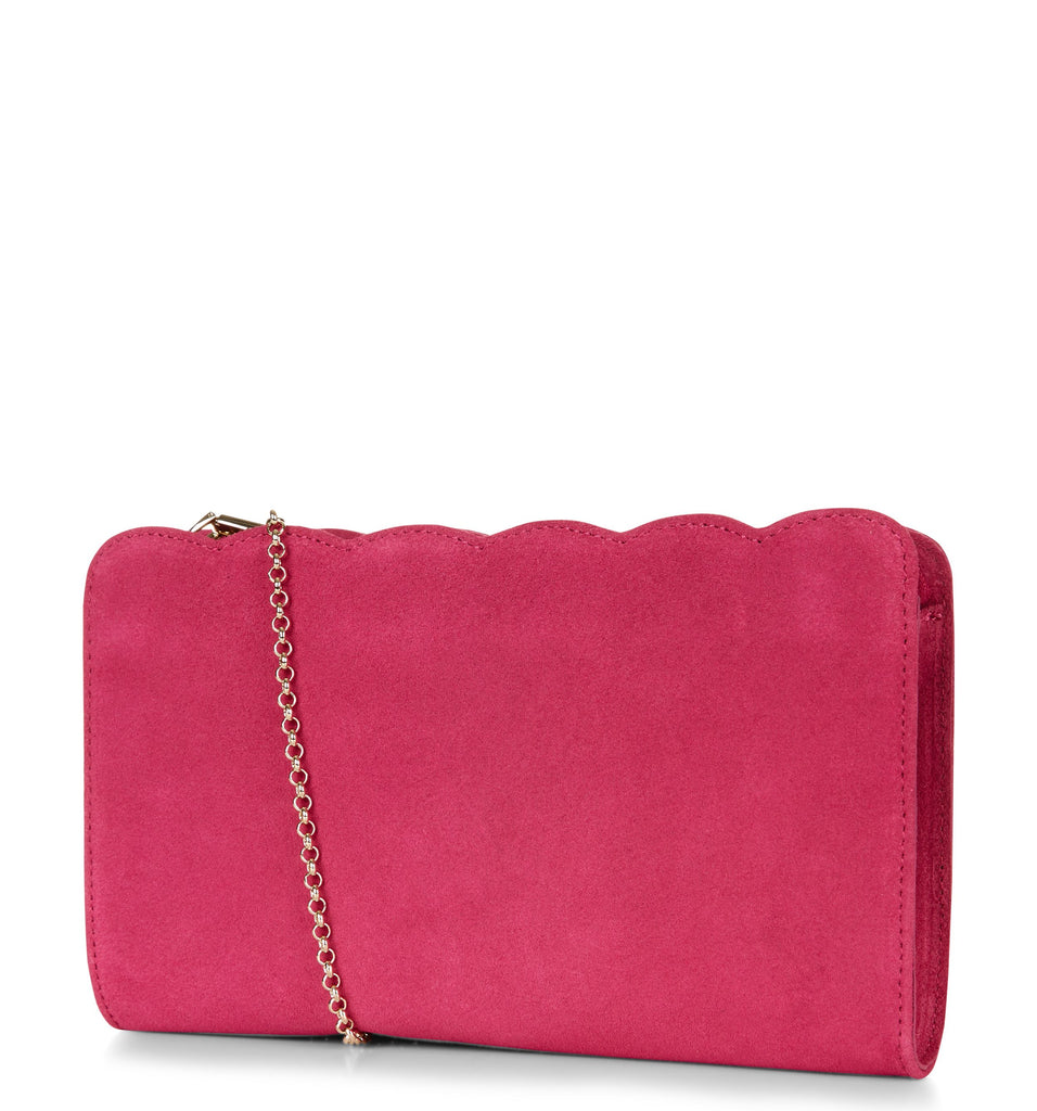 Hobbs Sally Clutch- Pink
