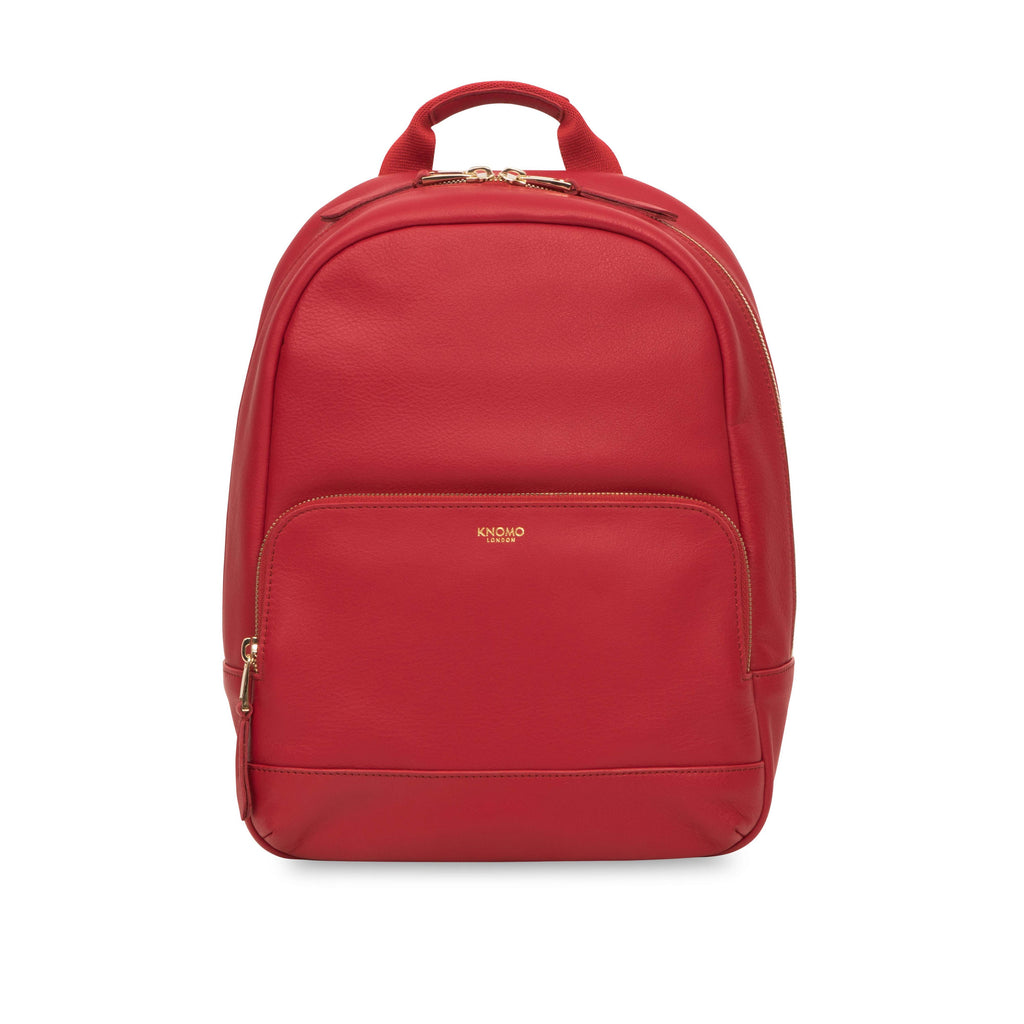 Knomo Mini Mount 10 Backpack Bag- Red