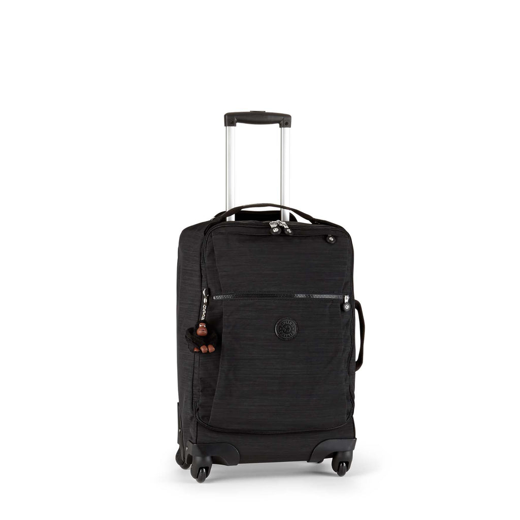 Kipling Darcey small cabin size spinner- Black