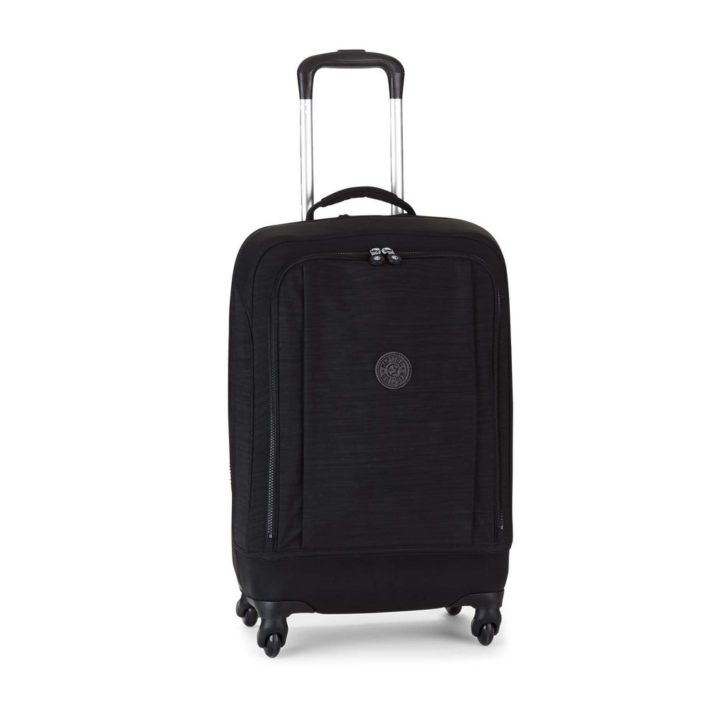 Kipling Super Hybrid S Small Spinner- Black