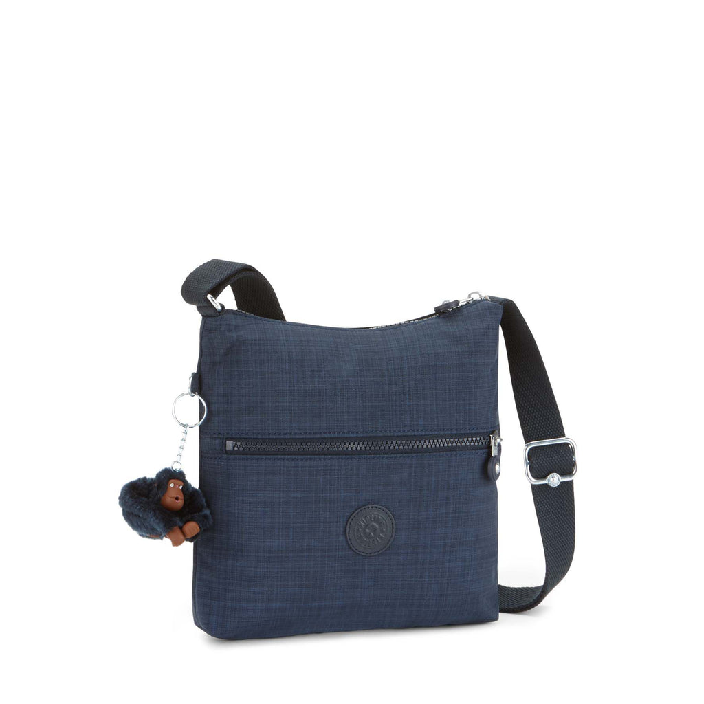 Kipling Zamor small shoulder bag- Denim