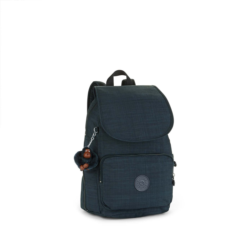 Kipling Cayenne small backpack- Denim