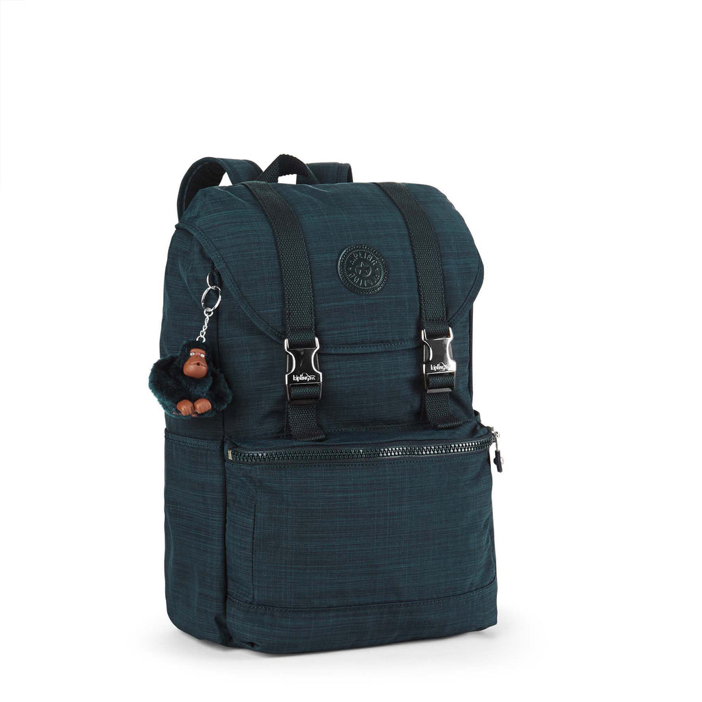 Kipling Experience medium backpack- Denim