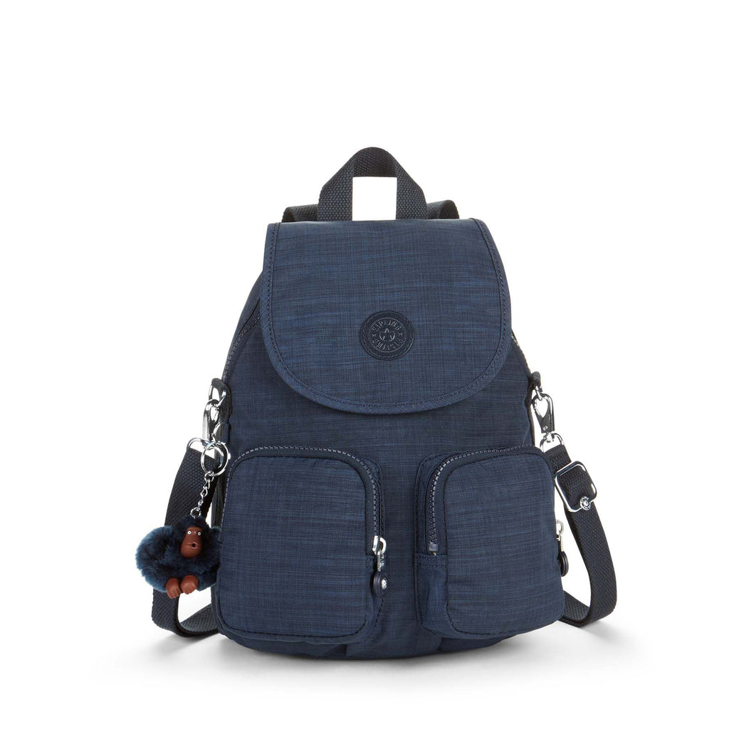 Kipling Firefly up medium backpack- Denim
