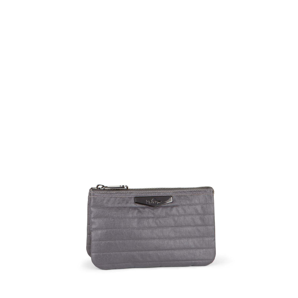 Kipling Creativity Twist Large Purse- Grey