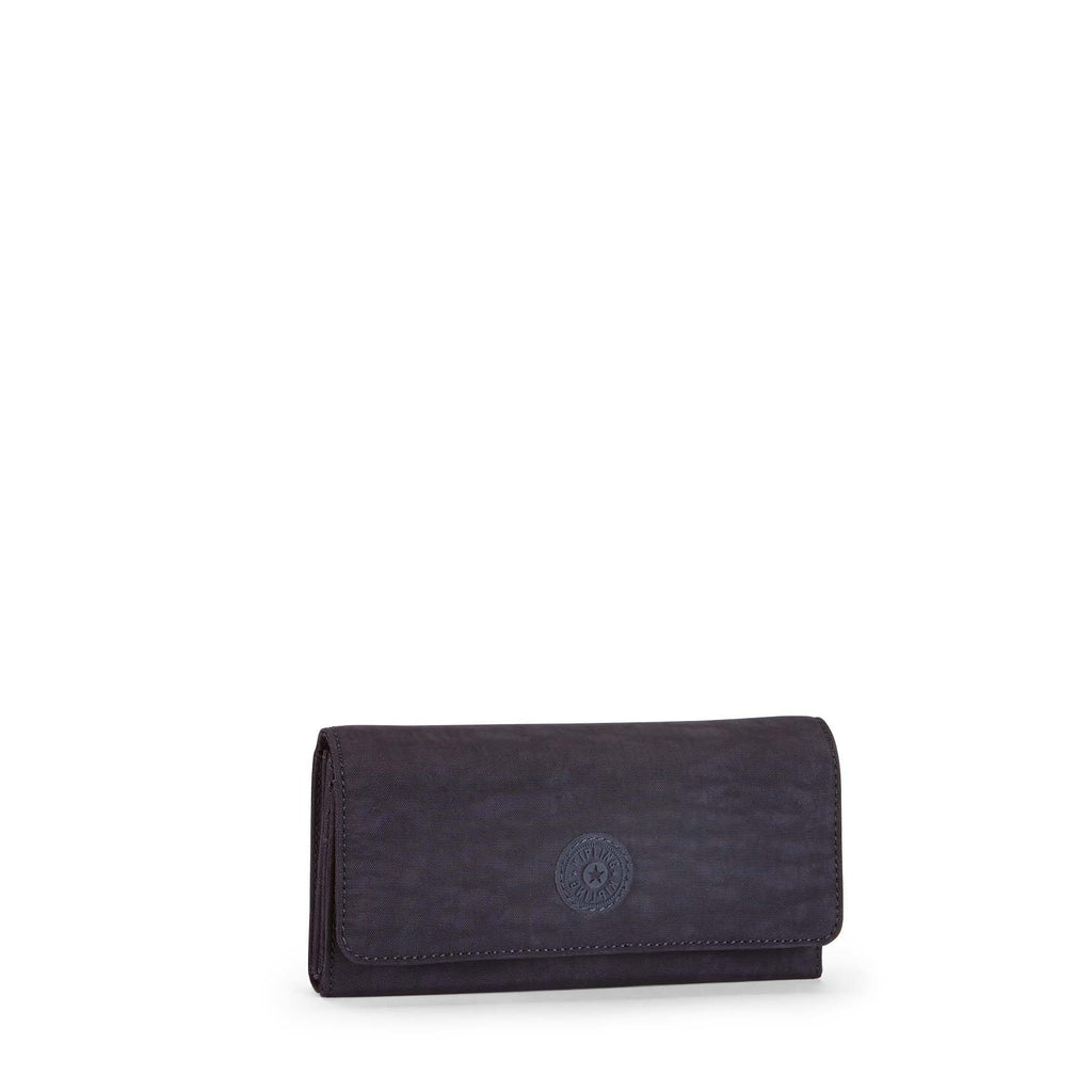 Kipling Brownie large wallet- Purple