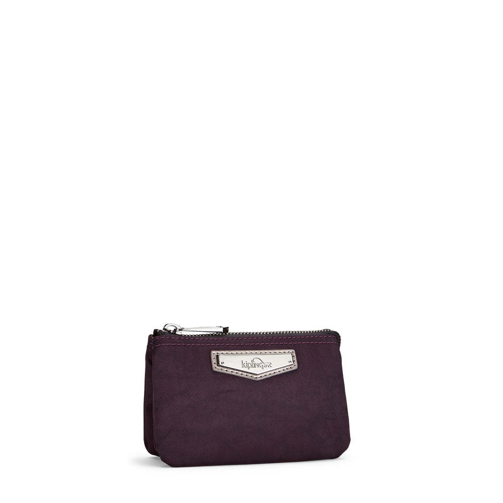 Kipling Creativity small purse- Purple