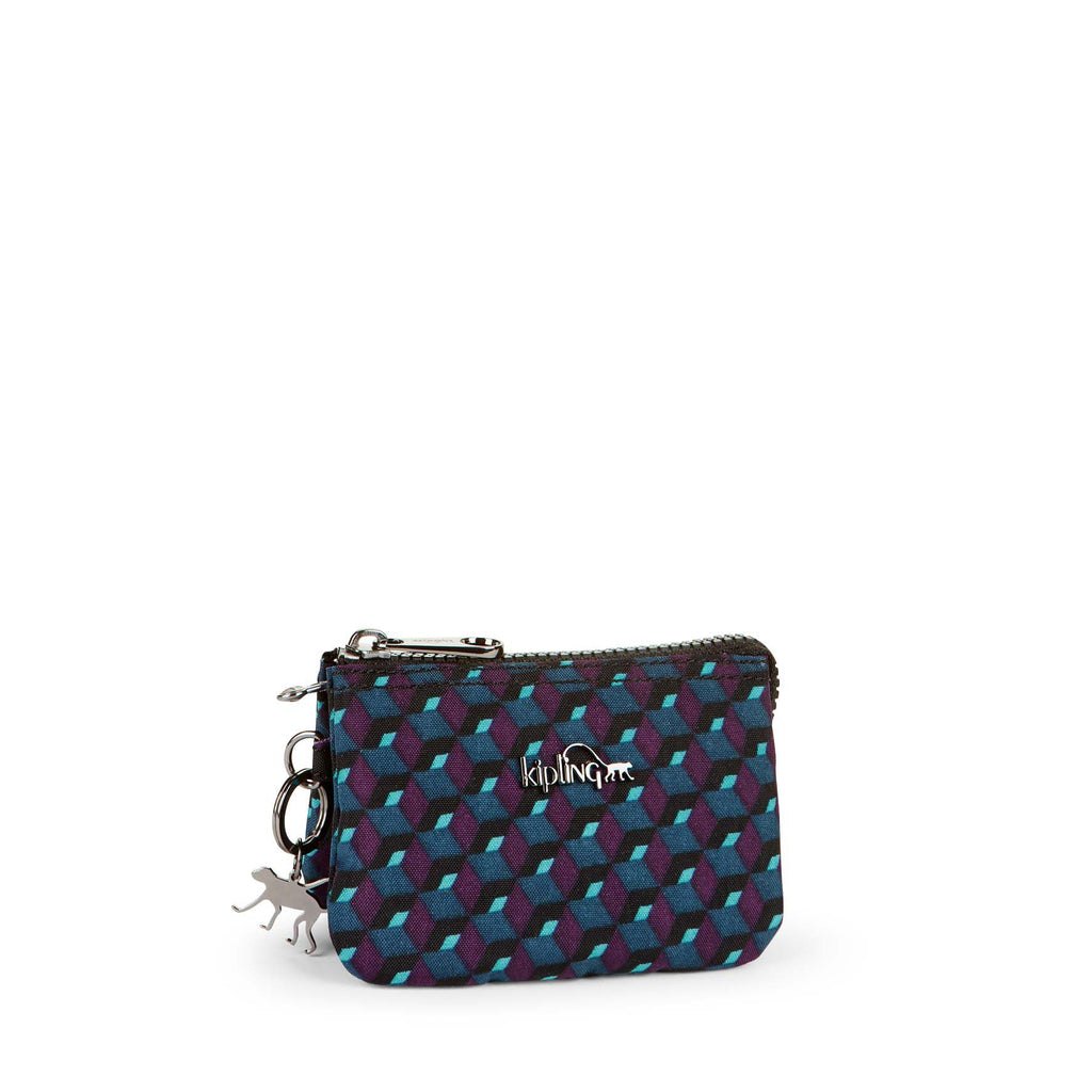 Kipling Creativity Small Purse- Multi-Coloured
