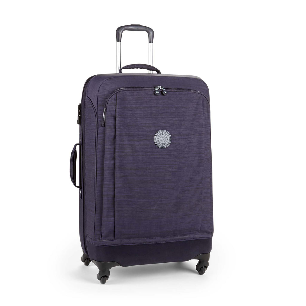 Kipling Super hybrid medium spinner- Purple