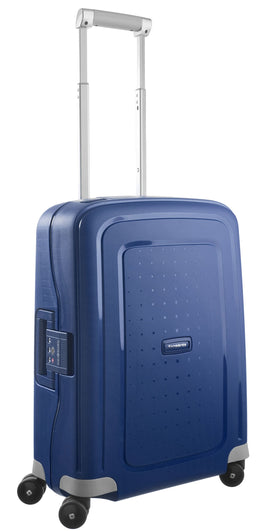 Samsonite S`cure Spinner 55cm Cabin Dark Navy- Dark Blue