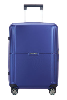 Samsonite Orfeo Blue 55cm Cabin Spinner Suitcase- Blue