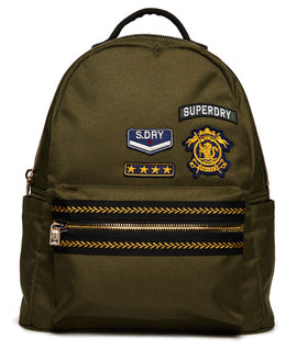 Superdry Patched Midi Backpack